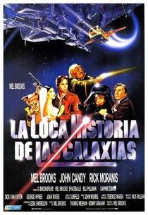 S.O.S. - Tem um Louco Solto no Espaço - Poster / Capa / Cartaz - Oficial 4