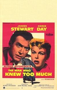 O Homem Que Sabia Demais - Poster / Capa / Cartaz - Oficial 9