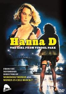 Hanna D: A Boneca Perversa - Poster / Capa / Cartaz - Oficial 1