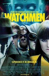 Watchmen: O Filme - Poster / Capa / Cartaz - Oficial 2