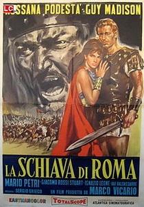 A Escrava de Roma - Poster / Capa / Cartaz - Oficial 2