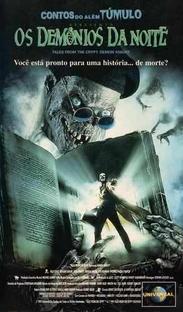 Demônios da Noite - Poster / Capa / Cartaz - Oficial 2
