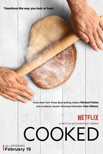 Cooked - Poster / Capa / Cartaz - Oficial 1