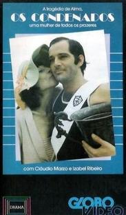 Os Condenados - Poster / Capa / Cartaz - Oficial 1