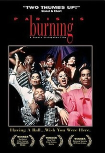 Paris is Burning - Poster / Capa / Cartaz - Oficial 2