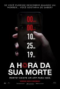 A Hora da Sua Morte - Poster / Capa / Cartaz - Oficial 2