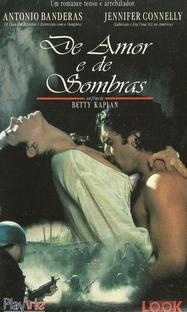 De Amor e de Sombras - Poster / Capa / Cartaz - Oficial 3