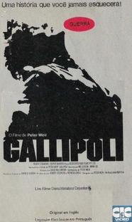 Gallipoli - Poster / Capa / Cartaz - Oficial 4