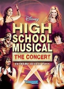 High School Musical - O Show - Poster / Capa / Cartaz - Oficial 1
