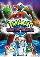 Pokémon 7: Alma Gêmea (Pokémon 7: Destiny Deoxys)