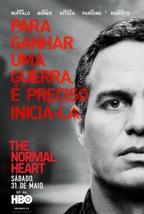 The Normal Heart - Poster / Capa / Cartaz - Oficial 7