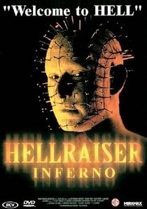 Hellraiser: Inferno - Poster / Capa / Cartaz - Oficial 3