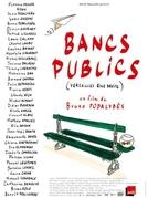 Bancos de Praça (Bancs publics (Versailles rive droite))