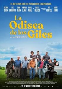 A Odisseia dos Tontos - Poster / Capa / Cartaz - Oficial 1