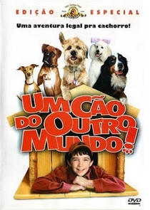 Um Cão do Outro Mundo - Poster / Capa / Cartaz - Oficial 2