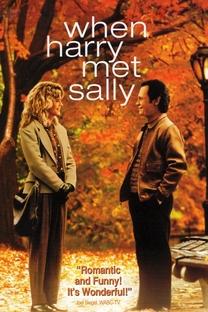Harry & Sally - Feitos um Para o Outro - Poster / Capa / Cartaz - Oficial 1