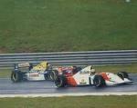 Grande Prêmio do Brasil de Fórmula 1 de 1993 - Poster / Capa / Cartaz - Oficial 1