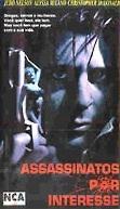 Assassinatos Por Interesse - Poster / Capa / Cartaz - Oficial 2