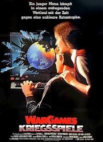 Jogos de Guerra - Poster / Capa / Cartaz - Oficial 4