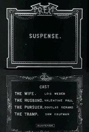 Suspense - Poster / Capa / Cartaz - Oficial 1