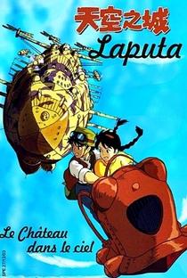 O Castelo no Céu - Poster / Capa / Cartaz - Oficial 40