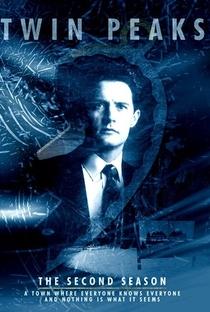 Twin Peaks (2ª Temporada) - Poster / Capa / Cartaz - Oficial 4