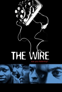 The Wire (1ª Temporada) - Poster / Capa / Cartaz - Oficial 2
