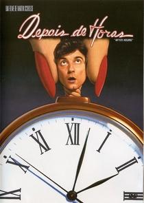Depois de Horas - Poster / Capa / Cartaz - Oficial 5