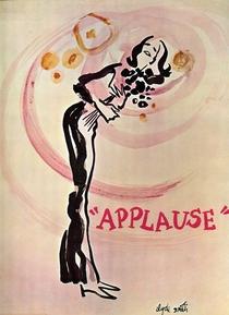 Applause - Poster / Capa / Cartaz - Oficial 1