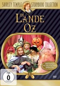 Shirley Temple's Storybook: A Terra de Oz  - Poster / Capa / Cartaz - Oficial 3