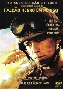 Falcão Negro em Perigo - Poster / Capa / Cartaz - Oficial 7