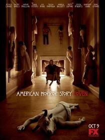 American Horror Story: Coven (3ª Temporada) - Poster / Capa / Cartaz - Oficial 2