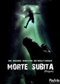 Morte Súbita - Poster / Capa / Cartaz - Oficial 4