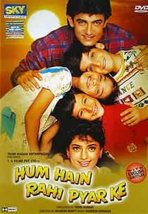 Hum Hain Rahi Pyar Ke - Poster / Capa / Cartaz - Oficial 1