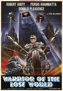 O Guerreiro do Mundo Perdido - Poster / Capa / Cartaz - Oficial 1
