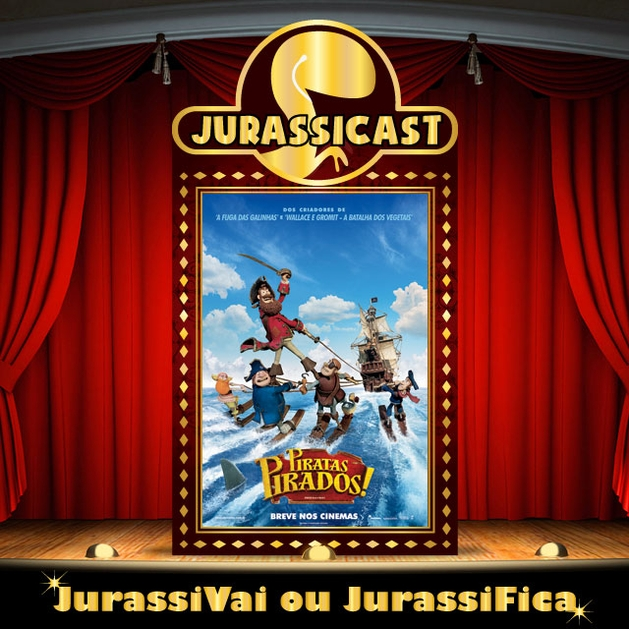 JurassiVai ou JurassiFica 05 - Piratas Pirados