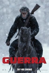 Planeta dos Macacos: A Guerra - Poster / Capa / Cartaz - Oficial 6