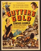 O Czar do Ouro (Sutter's Gold)