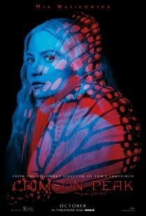 A Colina Escarlate - Poster / Capa / Cartaz - Oficial 7