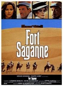 Fort Saganne – O Herói do Deserto - Poster / Capa / Cartaz - Oficial 2