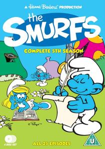 Os Smurfs (5° Temporada) - Poster / Capa / Cartaz - Oficial 1