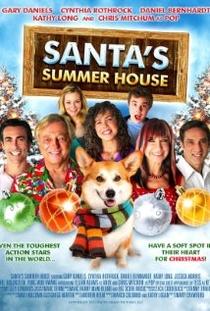 Santa's Summer House - Poster / Capa / Cartaz - Oficial 1