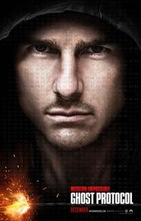 Missão: Impossível - Protocolo Fantasma - Poster / Capa / Cartaz - Oficial 3