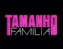 Tamanho Família - Poster / Capa / Cartaz - Oficial 1
