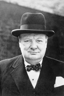 Winston Churchill (I) - Poster / Capa / Cartaz - Oficial 1