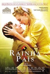 Rainha & País - Poster / Capa / Cartaz - Oficial 2