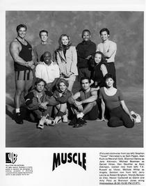 Muscle (1ª Temporada)  - Poster / Capa / Cartaz - Oficial 1