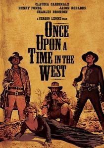 Era uma Vez no Oeste - Poster / Capa / Cartaz - Oficial 10