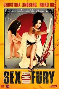 Sexo e Fúria - Poster / Capa / Cartaz - Oficial 9