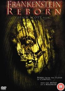 Frankenstein Reborn - Poster / Capa / Cartaz - Oficial 1